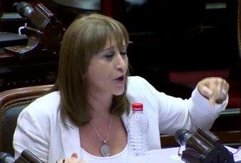 """Mirta Tundis: """"No me gusta violar los derechos de las personas, el tema es que no hay dinero para pagar a los jubilados"""""""