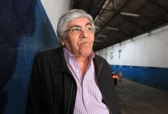Moyano pidió la renuncia del líder de la UTA y tensa más la interna