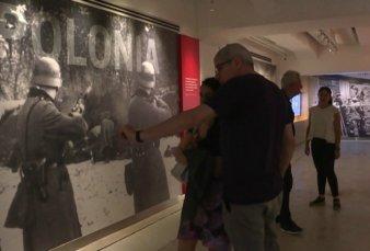 Reabren el Museo del Holocausto con una amplia presencia política
