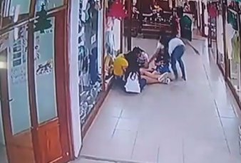 Chaco: un hombre le robó el celular a una niña