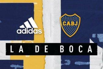 Adidas, el nuevo dueño de la camiseta del Xeneize