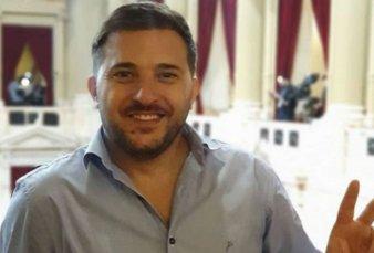 """Diego Brancatelli será funcionario en Pilar: """"Es un cargo importante, y cuando salga lo que voy a ganar lo voy a comentar"""""""