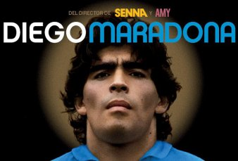 """Documental sobre Maradona nominado a los """"Oscar"""" ingleses"""