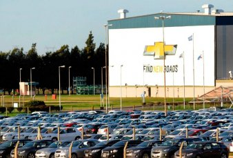 General Motors cierra su planta de Alvear durante todo febrero y suspende personal