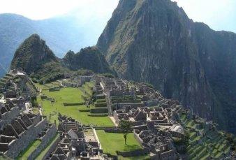 Detuvieron a dos argentinos por daños en el Machu Picchu