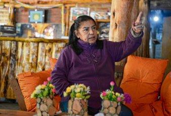 Conflicto entre familias mapuches en el corazón turístico de Bariloche