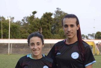 Mara Gómez, la primera mujer transgénero que jugará en Primera División