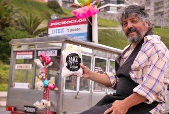 El pochoclero de Playa Varese que invierte en la Bolsa y hace cruceros