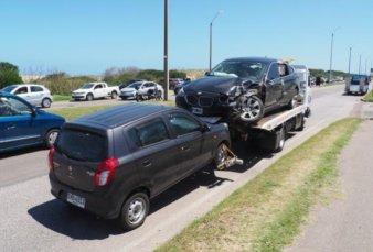 Argentino alcoholizado atropelló a una mujer en Punta del Este