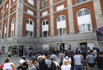 Se suicidó un hombre en el Hotel Provincial de Mar del Plata