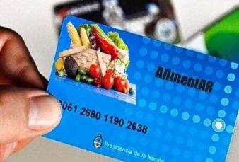 La tarjeta AlimentAR llega hoy al conurbano
