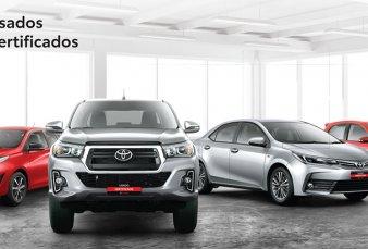 Toyota lanza su propio sitio para vender autos usados