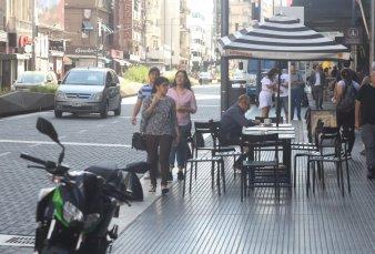 Efecto peatonal: crecieron 40% las ventas en Av. Corrientes
