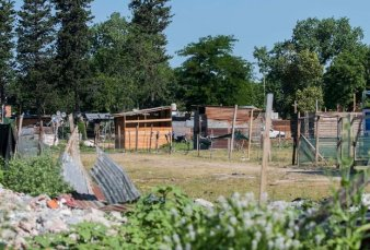 Crece una toma de tierras en La Plata y podría ser la mayor de la Provincia
