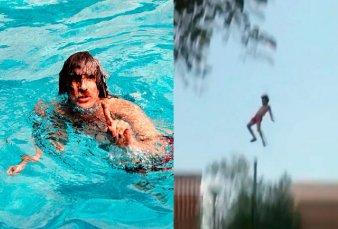 Se cumplen 20 años del salto de Charly García desde un noveno piso