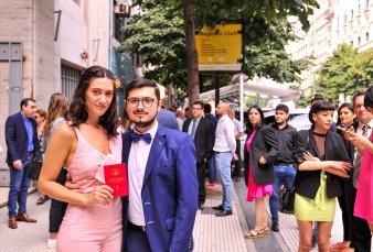 Buenos Aires, una ciudad que comenzó a autoaislarse
