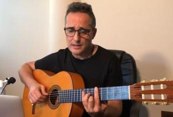 Jorge Drexler tuvo que suspender conciertos y dedicó una canción al coronavirus