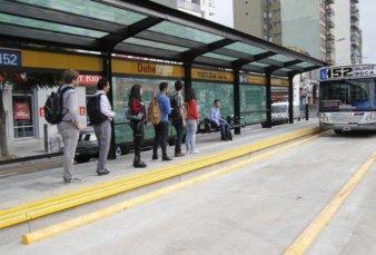 Proyectan un Metrobus en las avenidas Alberdi y Directorio y otro transversal