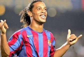 Descubrieron a Ronaldinho con un pasaporte falso en Paraguay