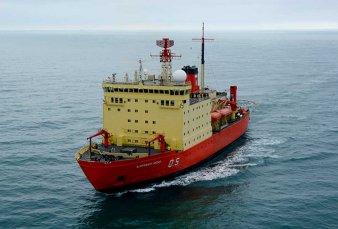 Apuran el alistamiento del Irizar para abastecer a Tierra del Fuego