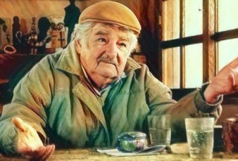 """Pepe Mujica: """"Este coronavirus quizá nos sirva para ser más humildes y no creernos Dios, no creer que tenemos la cosa dominada"""""""
