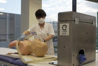 Toyota y el ITBA trabajan en un soporte respiratorio