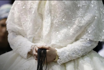 """Casamiento judío en plena pandemia, su abogado: """"Es como la canción de Tango Feroz: pero el amor es más fuerte"""""""