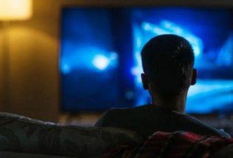 Por la cuarentena obligatoria, creció 31% el consumo televisivo en las madrugadas