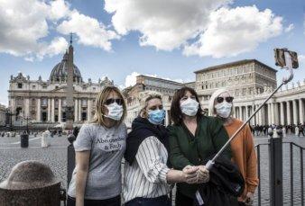 Italia y Grecia abren sus fronteras al turismo la primera quincena de junio