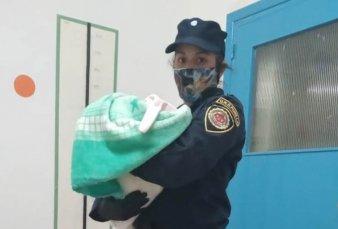 Detuvieron a una pareja por vender a su beba
