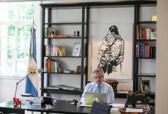 Recomendaron a Alberto Fernández que se aísle en la quinta de Olivos