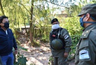 Despliegan unidades militares para sellar la conflictiva frontera en el norte de Salta