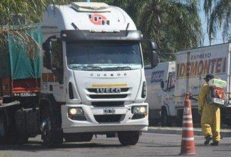Provincias, con más controles a camiones para bloquear caballos de Troya del Covid-19