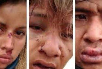 Chaco: apartan a policías por una brutal agresión a una familia Qom