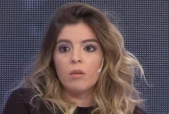 Dalma Maradona indignada denuncia al entorno de Diego