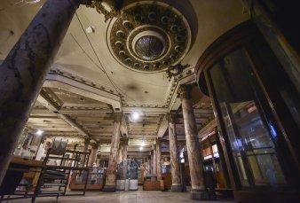 Hallan casos en la Confitería del Molino, cerrada hace 23 años y en restauración