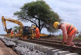 La UOCRA denunció 700 despidos en obras de extensión ferroviaria en Salta
