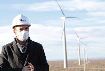 Neuquén puso en funcionamiento su primer parque de energía eólica