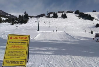 Tragedia en Bariloche: murió en una avalancha un jefe de patrullas del cerro Catedral