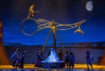 El Cirque du Soleil se declara en bancarrota y elimina 3.500 empleos