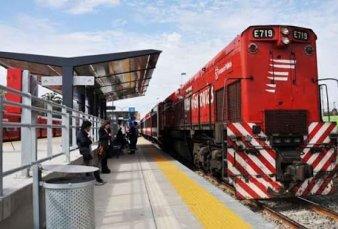 Pilar: extenderán el recorrido del tren para que llegue al parque industrial más grande del país