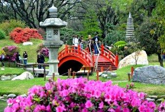 Por primera vez en 50 años, el Jardín Japonés recurre a la venta online