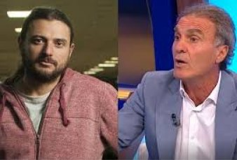 "Juan Grabois: ""No quisiera pelearme con Ruggeri porque le ganó a los ingleses"""
