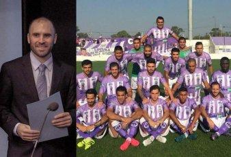 Compararon a Guzmán con Sacachispas en las negociaciones y el club se quedó sin camisetas