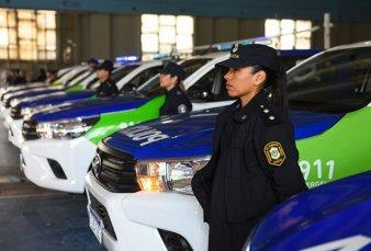 Lanzan un millonario fondo para equipar a la Policía Bonaerense