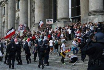 """Preocupa la expansión en Alemania del movimiento """"antibarbijo"""""""