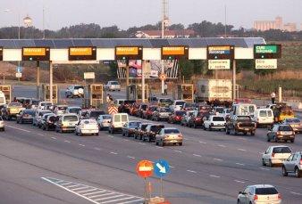 En las autopistas porteñas ya no se podrá pagar en efectivo