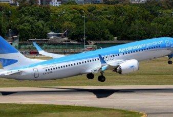 Los vuelos no tienen fecha de regreso, admitió el Gobierno