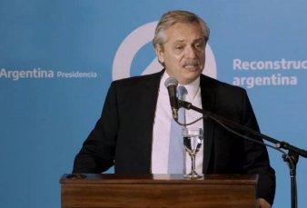 """Alberto Fernández: """"Tal vez ahora todos entendamos que es una buena oportunidad para federalizar la Argentina y discutamos la coparticipación"""""""