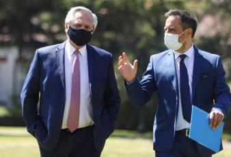 Fernández pone en agenda la ley de Medio Ambiente